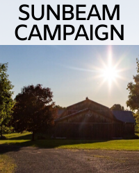 poster for Sunbeam Campaign 2020