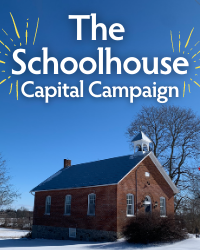 poster for .Schoolhouse Capital Campaign